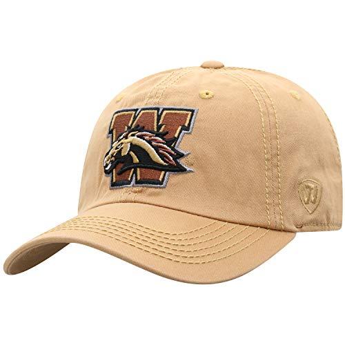 (Top of the World Western Michigan Broncos Men's Hat Icon, Brown, Adjustable)