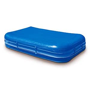 Cubierta para piscinas rectangulares 269 x 175 cm amazon for Ofertas piscinas desmontables rectangulares