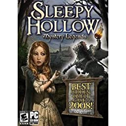 eGames Sleepy Hollow Software Software