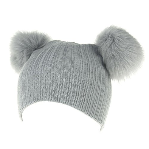 Baby Hats Infant Autumn Winter Newborn Hat Boys Girls Cute Warm Cap - 6