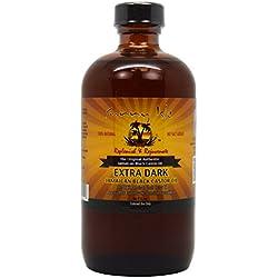 Sunny Isle Extra Dark Jamaican Black Castor Oil, 8 oz