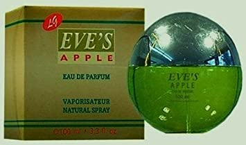 Lucien 6241315 Eves Green Apple Damen Parfüm 100 Ml