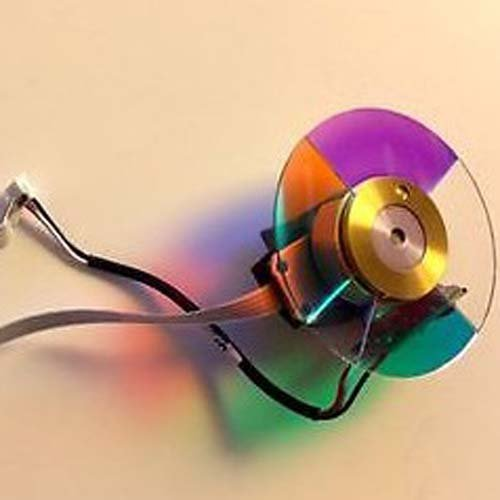 High Quality DLP Projector Color Wheel Replace For DELL 5100MP