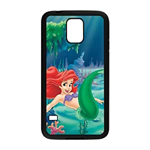 Beautiful happy mermaid Cell Phone Case for Samsung Galaxy S5