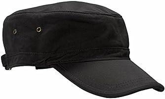econscious Sombrero tipo militar 100% de sarga de algodón orgánico, Moderno/Equipada, Una talla