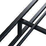 Olee Sleep 9 Inch Modern Metal Platform Bed Frame