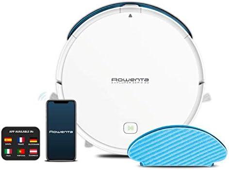 Rowenta Explorer Serie 40 Animal Care - Robot Aspirador con cinta ...