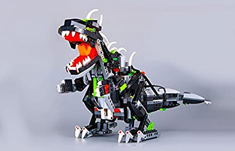 Dino Monster - Kit Robótico para Montar 3 en 1 (792PCS): Amazon.es ...