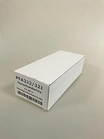 Eurotone PFA-322 Rouleau pour fax pour s/érie Philips Magic 2 PFA-322 PFA322-150 pages Lot de 3