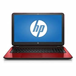 HP Red 15.6