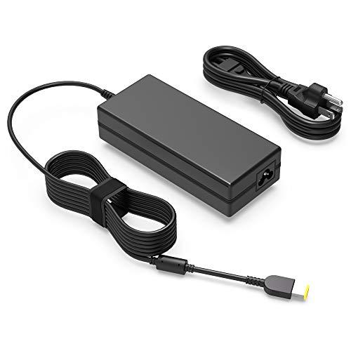 135W AC Charger for Lenovo Y50 Y70 Y70-70 Y50-70 Touch Y50-80 Y50p Y50p-70 Y50c Y50-70AS-ISE, IdeaPad Y700 Z710 15.6-Inch Gaming Laptop - Power Supply Adapter Cord