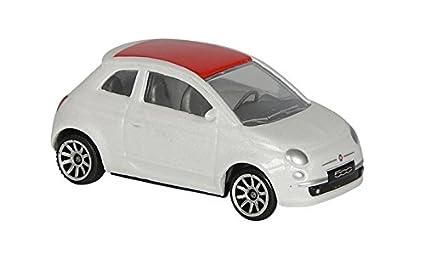 Amazon Com Fiat 500 3 Inch Toy Car Toys Games