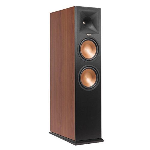 "Klipsch Reference Premiere Dual 8"" 900-Watt Passive Floor Speaker (Each) Black RP-280FA"