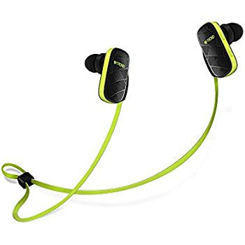 TROND Edge Wireless Bluetooth Sports Headset with Microphone - Green