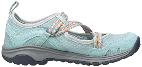 Chaco Quito Hiking MJ Evo Shoe Blue Women's Outcross 1pwqrY471