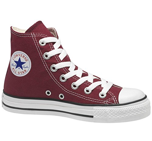 Sneaker Converse Hi Classic Maroon Unisex Taylor Chuck wFqFxRSz