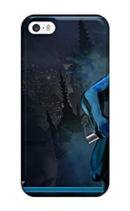 Tough Iphone Case Cover/ Case For Iphone 5/5s(nightwing)