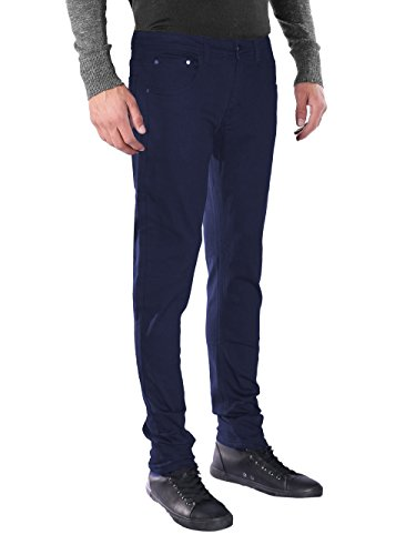 Together Stretch Twill Pants (Seven Souls Mens Basic Casual Color Skinny Stretch Cotton Twill Pants)