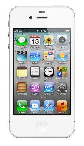 Apple iPhone 4S 16GB Unlocked GSM - White (Certified - Tmobile 4s Iphones Unlocked