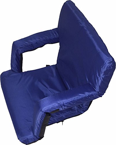 ... Bleachers, Beaches, Picnics, Parks, Gaming U0026 Other Areas Requiring Comfortable  Seating, Blue Sporting Goods Outdoor Recreation Seats Cushions