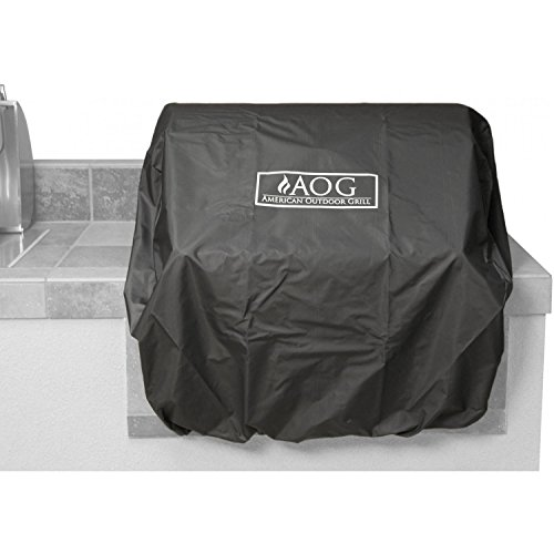 AOG American Outdoor Grill Cover for 30-Inch Built-in Gas Grills - CB30-D