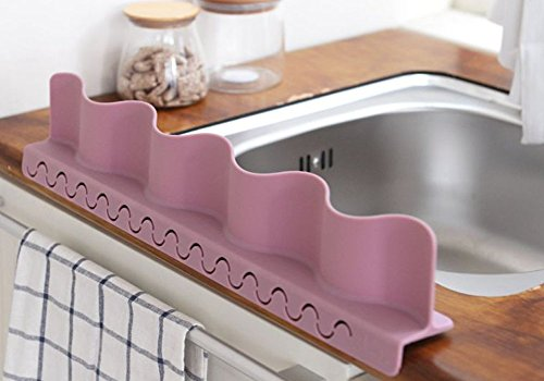 Saiso Premium Silicone Sink Water Splash Guard Goodbye To Apron