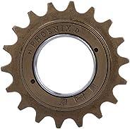 Bicycle Freewheel, 18 Teeth Bicycle Freewheel Sprocket Single Speed Freewheel Bicycle Replacement Accessorie