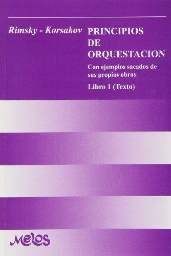 Descargar Libro Principio De Orquestacion V.1 Rimsky-korsakov Nicolai
