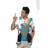 TOP #1 BABY CARRIER with HIP SEAT, New Design Ergonomic Style, Great Quality ...