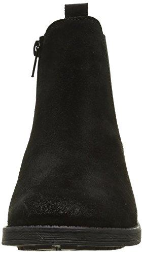 Little Cerise LC Denver, Bottes Chelsea Fille, Noir (Black), 35 EU