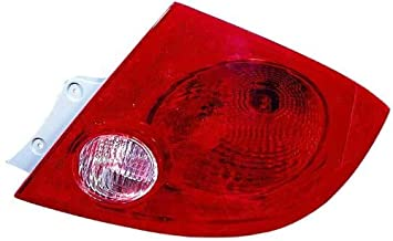 Depo 335-1920L-AC Chevrolet Cobalt Driver Side Replacement Taillight Assembly