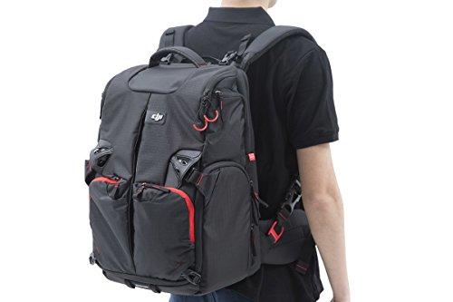 DJI Large Waterproof Shock Resistant Storage Protective Backpack Rucksack With External Pockets for Phantom range, Phantom 1, Phantom 2 and Phantom 3