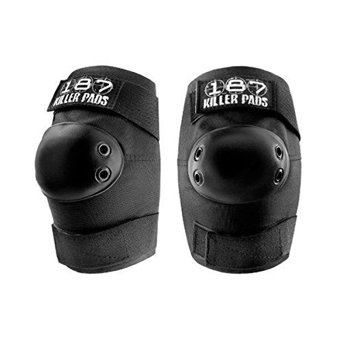 187 Killer Pads Elbow Pads - Black - Small