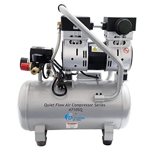 California Air Tools CAT-4710SQ 4710Sq Quiet Compressor (Best Residential Air Compressor)