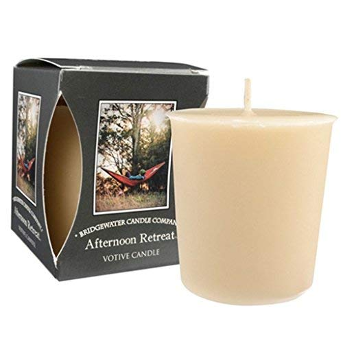 Retreat Soy Candle - Bridgewater Candle Votive Candle - Afternoon Retreat