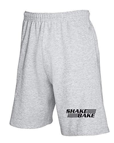 Shake Tuta Trk0353 T Bake Pantaloncini Grigio shirtshock xaTCB6