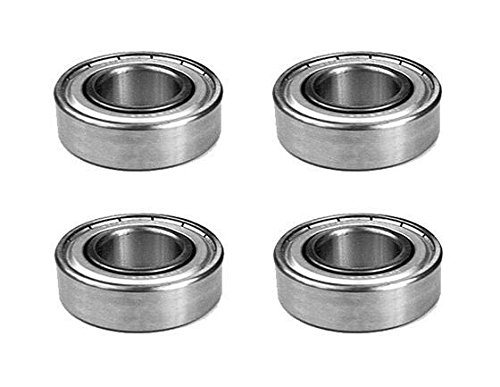 Country Clipper Mowers - (4) New BEARINGS for Country Clipper C28971 / C-28971 fits Mowers Decks Spindles ;supply_by_theropshop