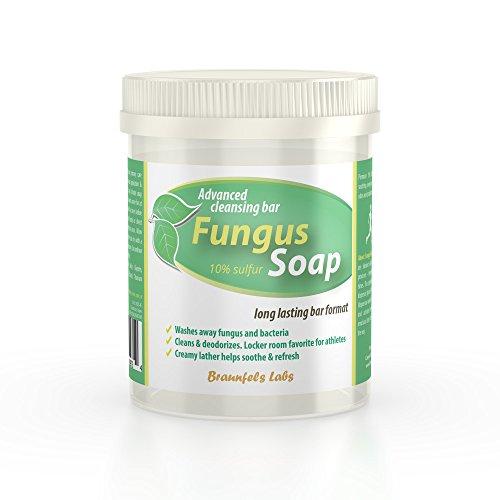 Fungal Soap - Tinea Versicolor Tinea Corporis Foot Tinea (Athle... Free Shipping