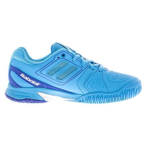 BABOLAT Propulse Team All Court Schuhe Kinder, Blau, 38.5