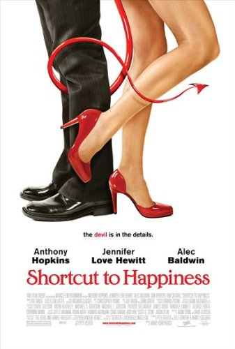 Shortcut to Happiness Poster Movie - Shortcut To Happiness Dvd