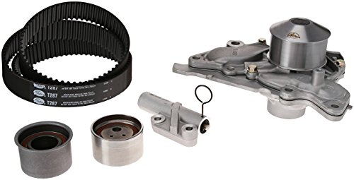Gates TCKWP287A Engine Timing Belt Kit with Water Pump