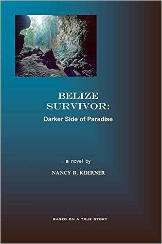 Darker Side of Paradise Belize Survivor
