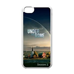 WEUKK under the dome iPhone 5C case, customized phone case for iPhone 5C under the dome, customized under the dome cover case