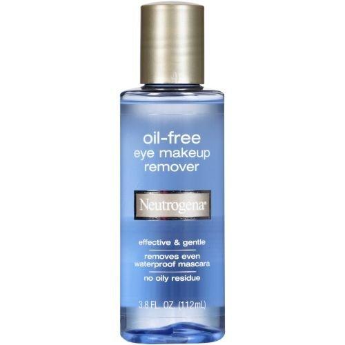 Neutrogena Oil Free Eye Makeup Remover, 3.8 Fluid Ounce -- 36 per case. by Neutrogena