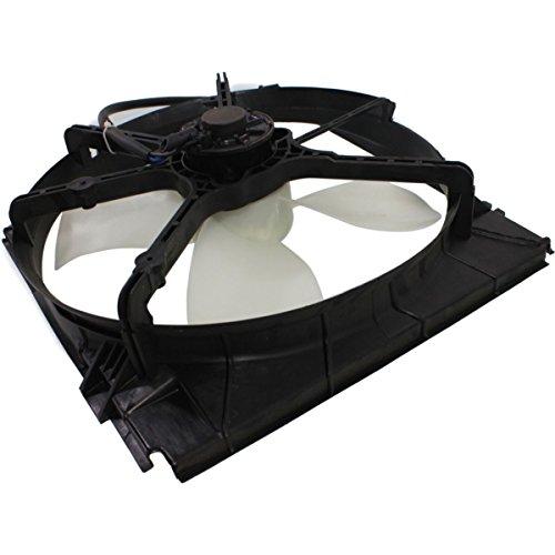 Radiator Cyl 6 Cooling Fan (Diften 325-A1456-X01 - New Radiator Fan Cooling Mazda MX-6 626 97 96 95 94 93 1997 MA3110103 FS1115210)