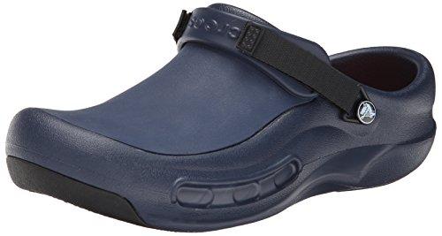 Pictures of Crocs Men's and Women's Bistro Pro Work Clog Slip Resistant Work Shoe, Great Nursing or Chef Shoe 3