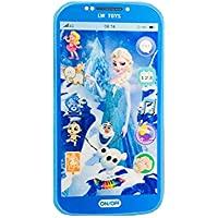 Sajani Kids Toys Digital Mobile Phone with Touch Screen Feature, Amazing Sound and Light Toy (Baby Doll)