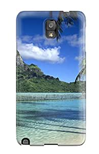 Sophie Dweck's Shop Snap On Hard Case Cover Bora Bora Protector For Galaxy Note 3 7511278K44689254