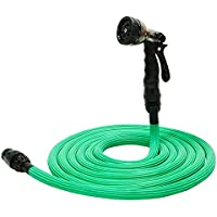 EMME Water Up to 50ft Expandable Garden Hose for All Water Needs Newest Patent