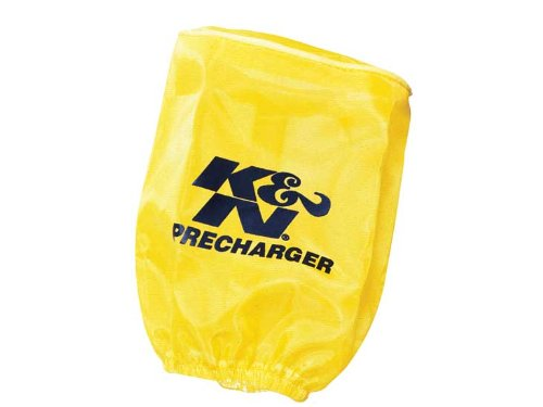 K&N RU-0510PY Yellow Precharger Filter Wrap - For Your K&N 25-1770 Filter K&N Engineering